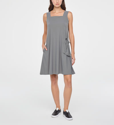 d24f92a88cf8 Sarah Pacini Summer dress - square neckline - front