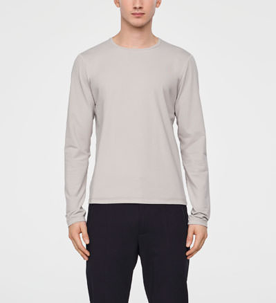 Sarah Pacini STRETCH COTTON SHIRT - FULL SLEEVES Front