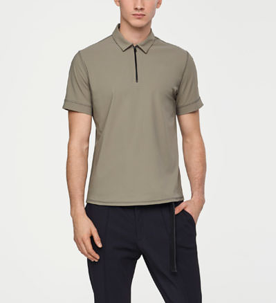Sarah Pacini SUMMER SHIRT - SHORT SLEEVES Front
