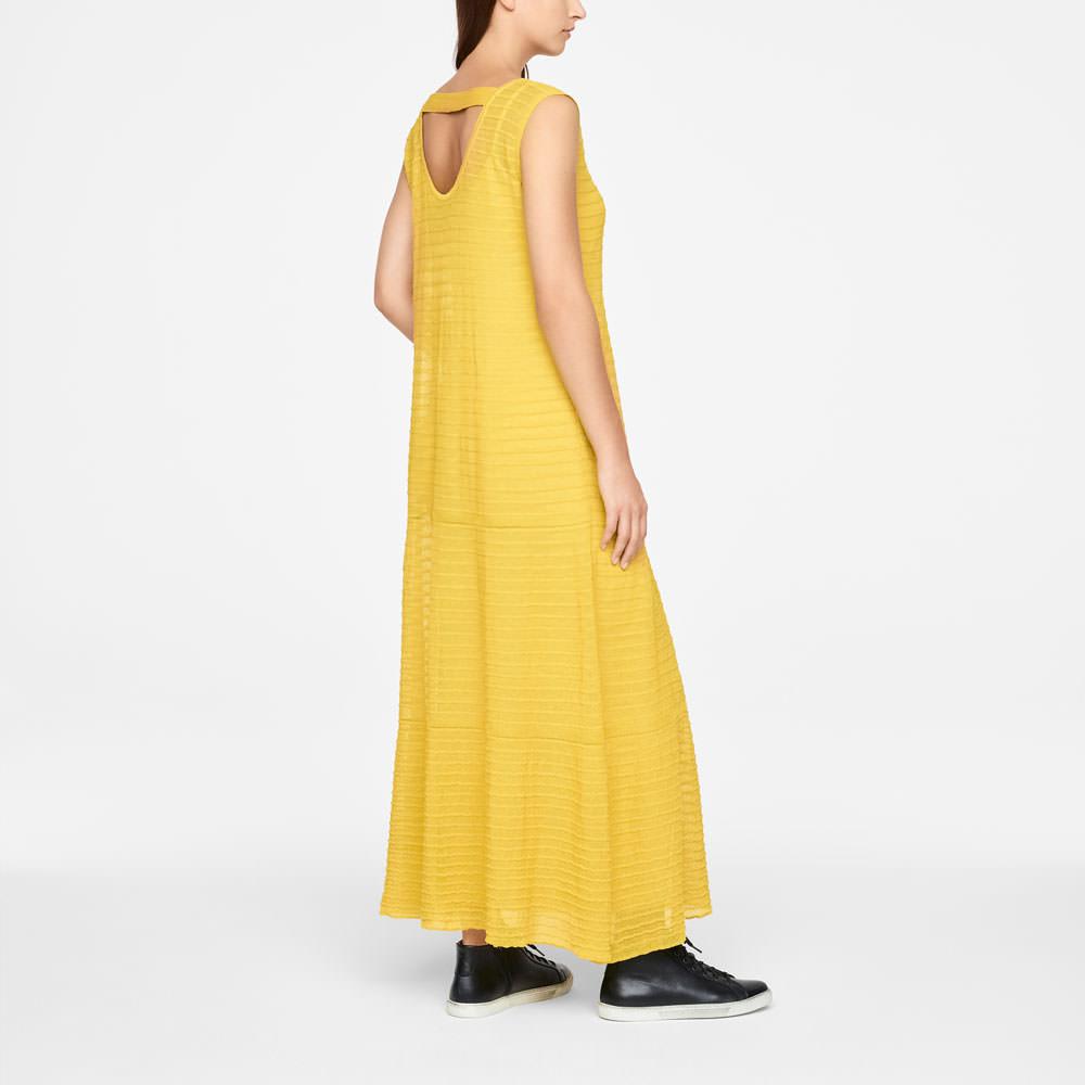Sarah Pacini MAXI DRESS - A-LINE Back view