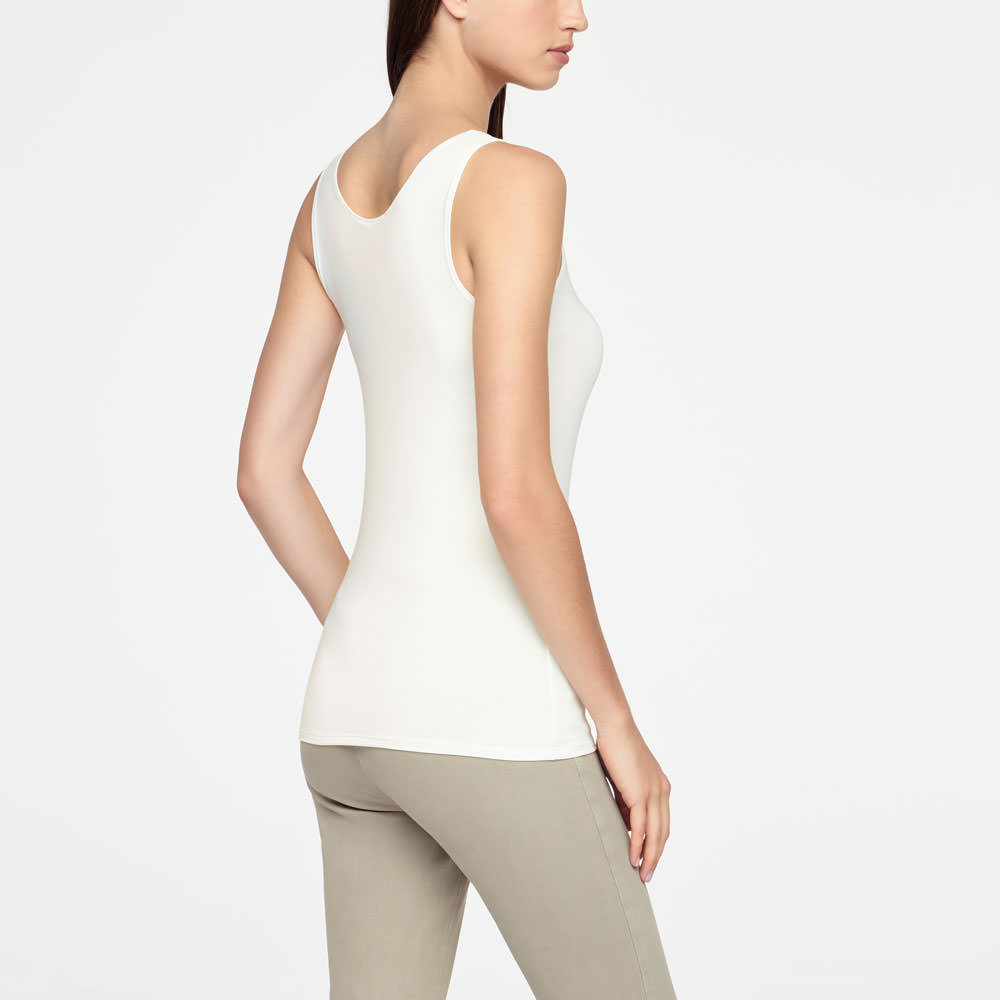 Sarah Pacini T-SHIRT - ANAÏS Back view