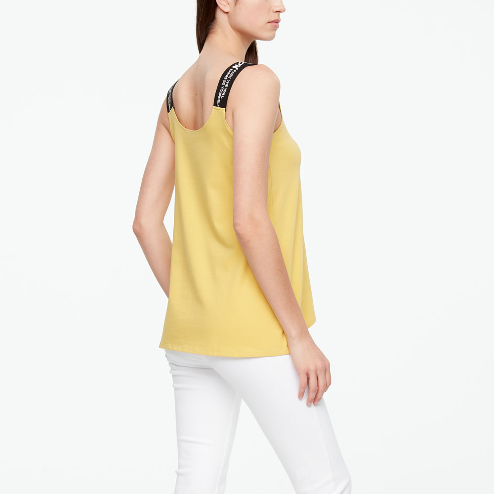 Sarah Pacini TANKTOP - REFLECTION Back view
