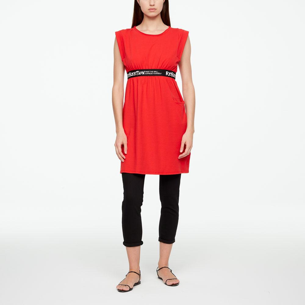 Sarah Pacini DRESS - REFLECTION Front
