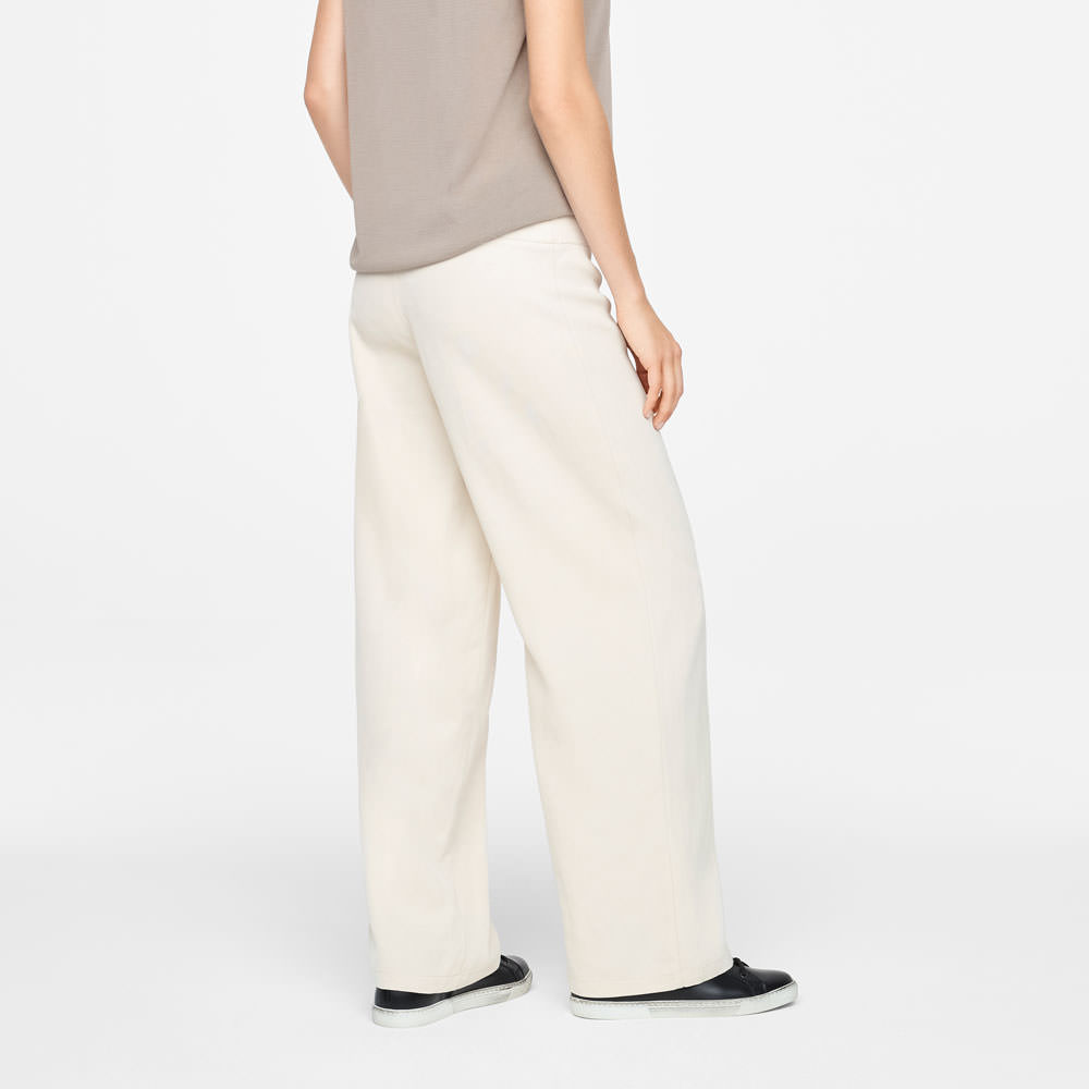Sarah Pacini CHLOÉ PANTS - WIDE LEG Back view