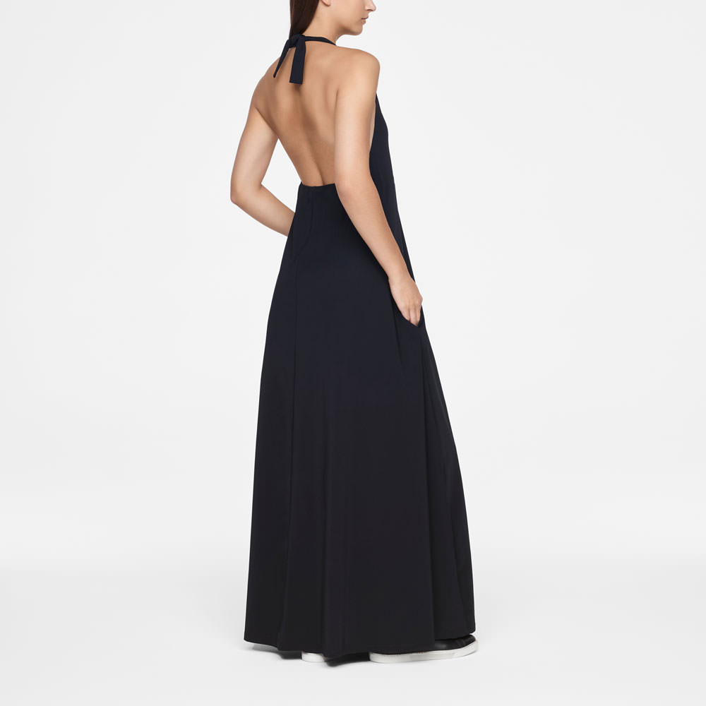 Sarah Pacini URBAN DRESS - A-LINE Back view