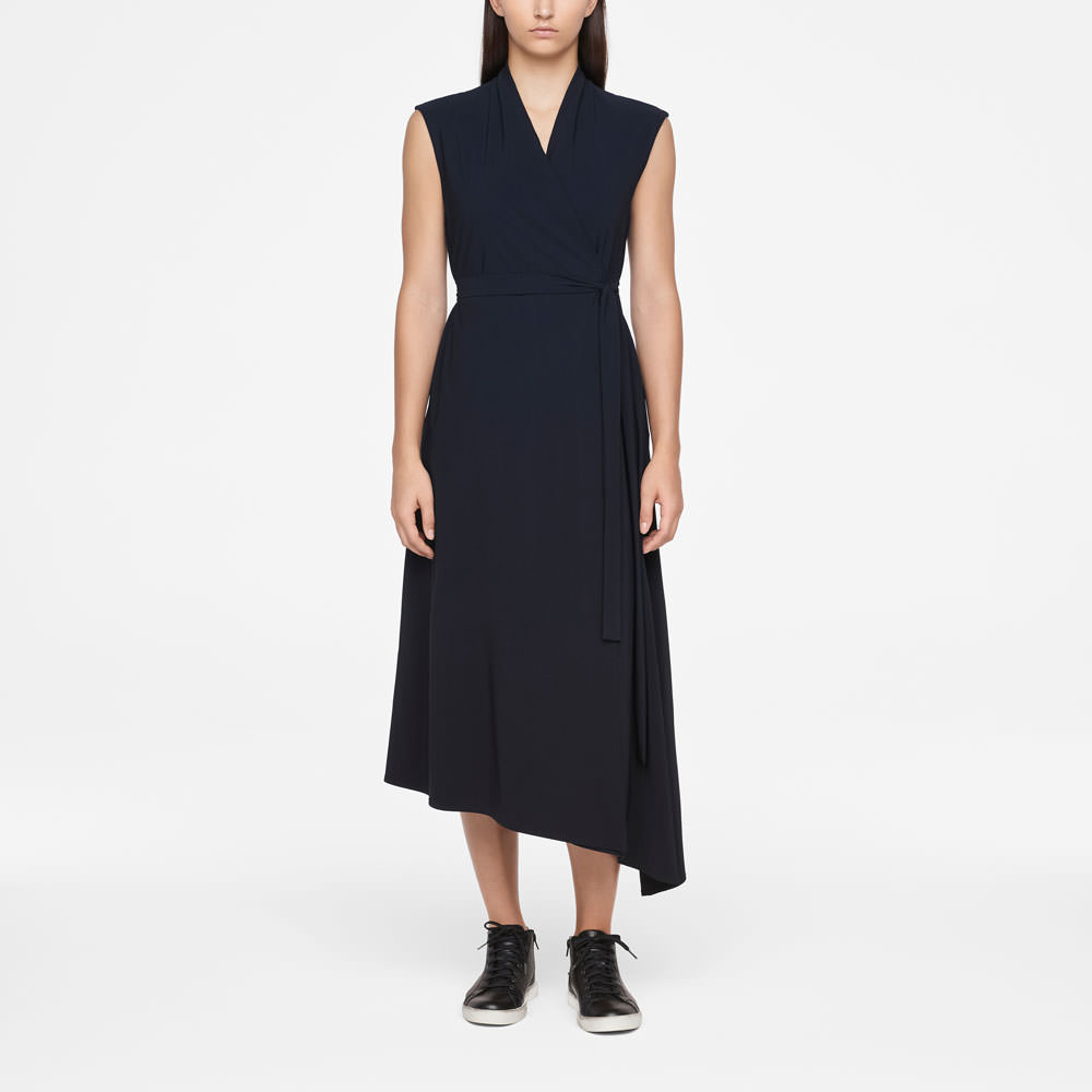 Sarah Pacini URBAN DRESS - WRAP Front