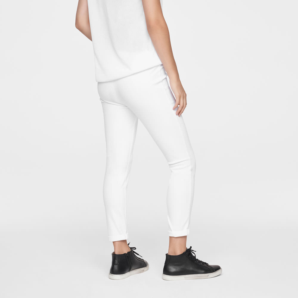 Sarah Pacini YOGA LEGGINGS - CROPPED Back view