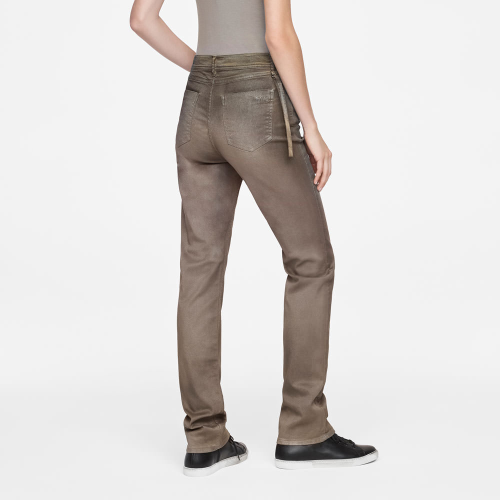 Sarah Pacini MY JEANS - CLASSIC FIT Back view