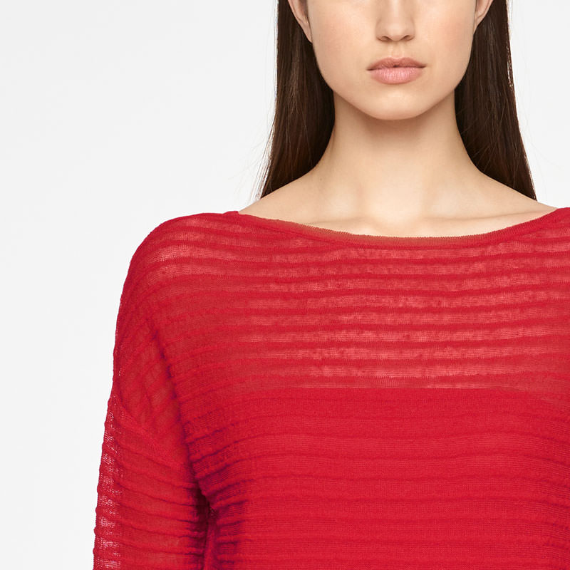 Sarah Pacini PULL LONG - RELIEF De face