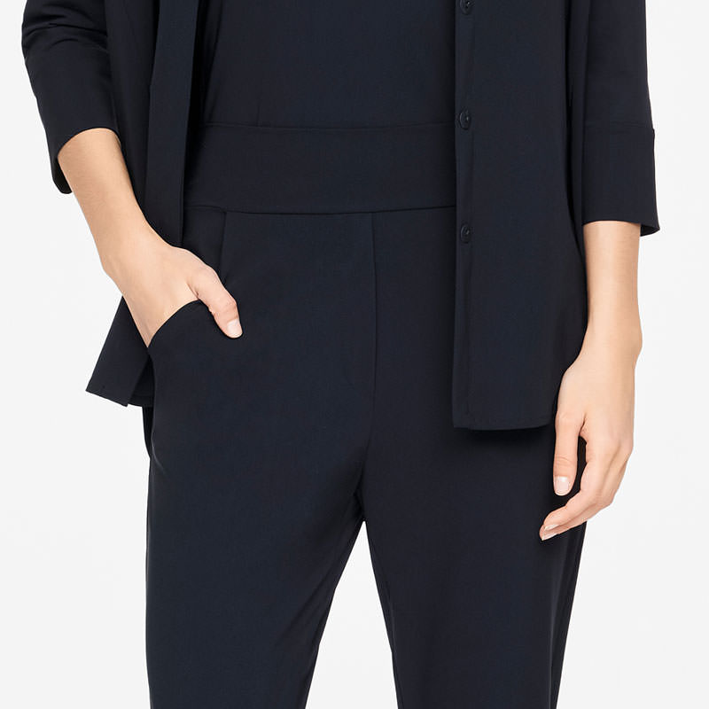 Sarah Pacini SUMMER PANTS - CROPPED Front