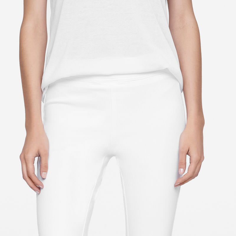 Sarah Pacini YOGA LEGGINGS Front
