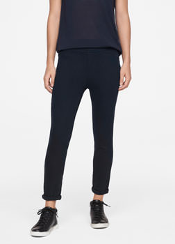 Sarah Pacini LEGGINGS YOGA - 7/8 De face