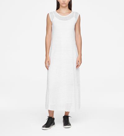 Sarah Pacini MAXI DRESS - A-LINE Front