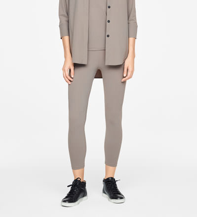 Sarah Pacini CROPPED LEGGINGS Front