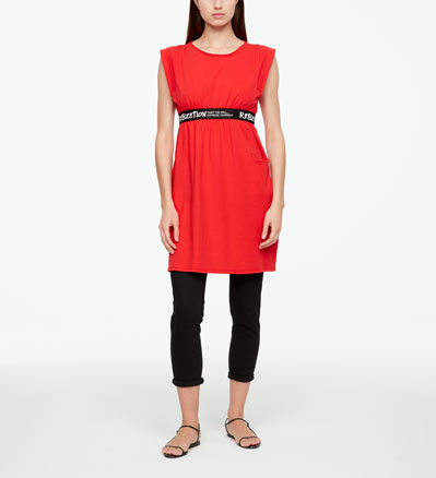 Sarah Pacini KLEID - REFLECTION Vorne