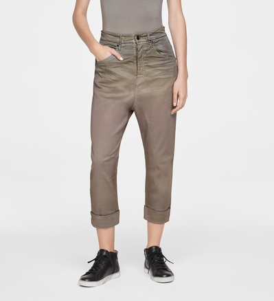Sarah Pacini MY JEANS - LOW FIT Front