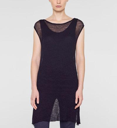 Sarah Pacini Langarm-sweater Vorne