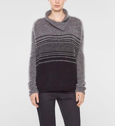 Sarah Pacini Loose fit sweater Front