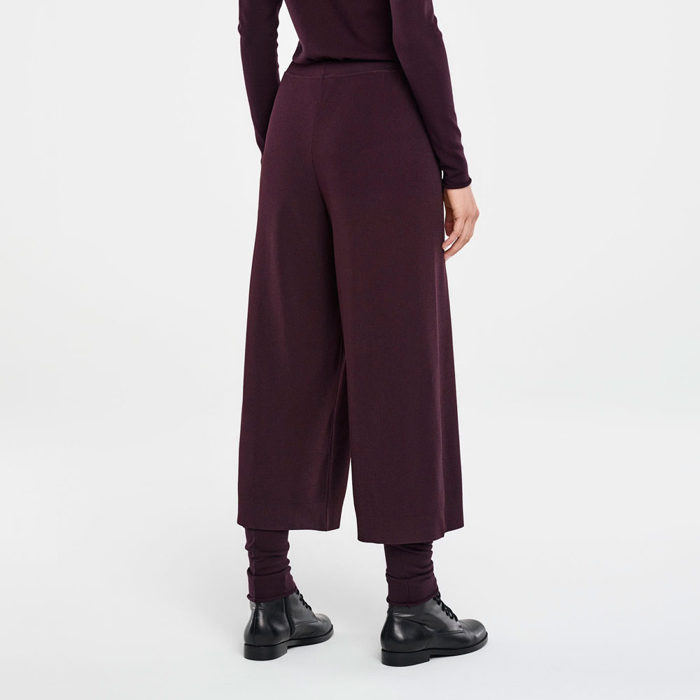 Sarah Pacini GAUCHO PANTS Back view