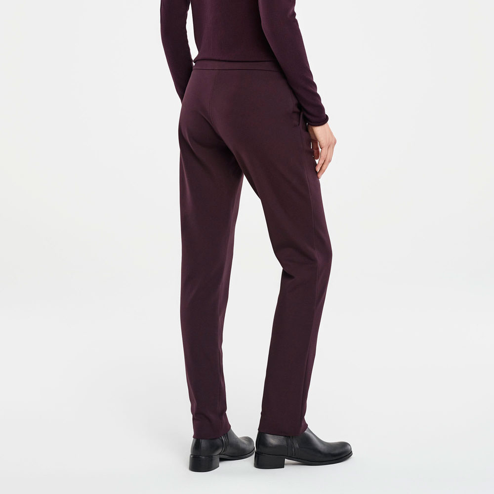 Sarah Pacini PANTS - SYLVIE Back view