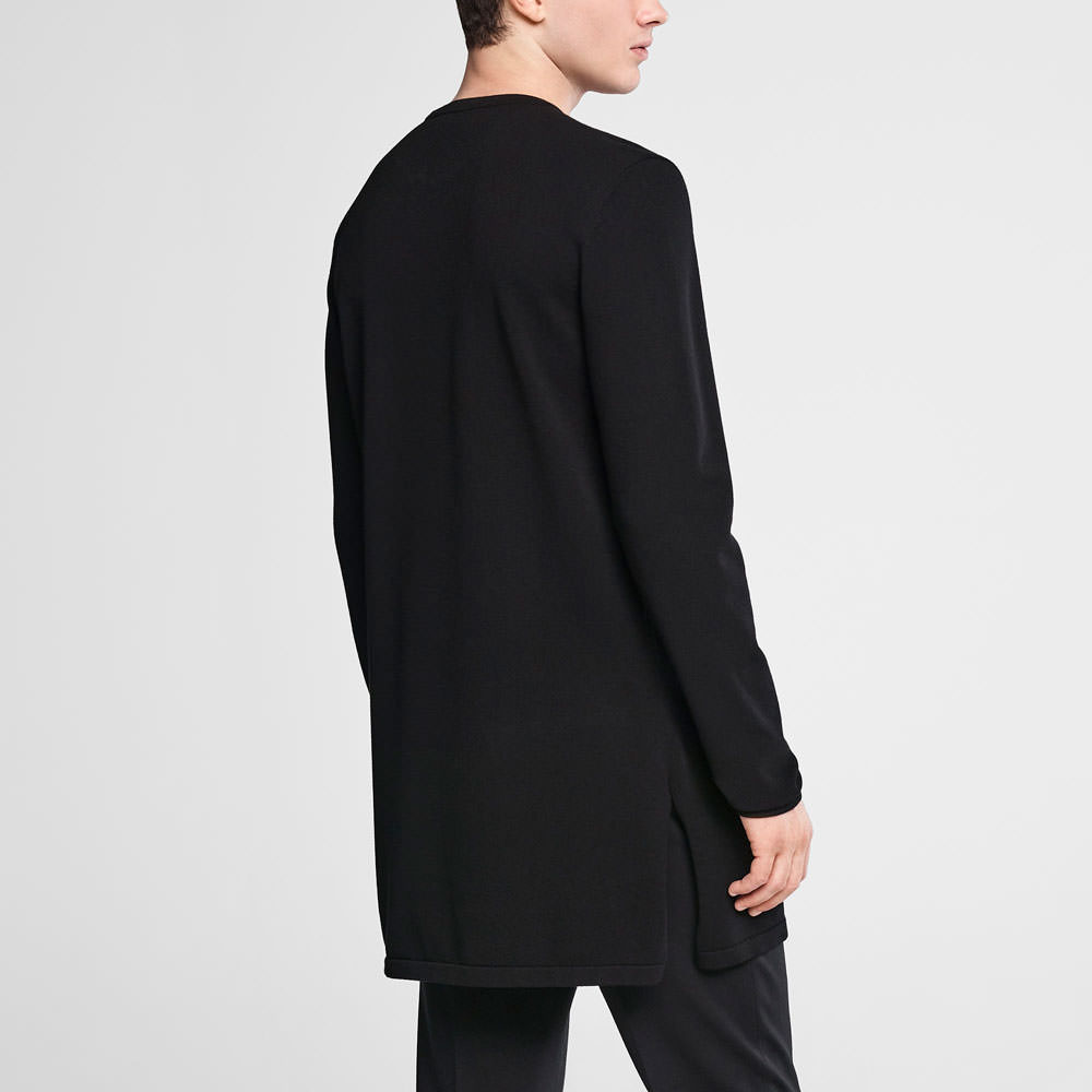 Sarah Pacini Tunic sweater - double knit Back view