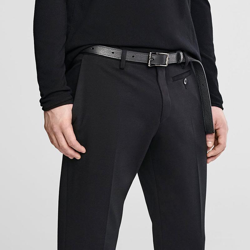 Sarah Pacini Pantalon jersey De face