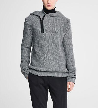 Sarah Pacini Pullover hoodie Voorzijde