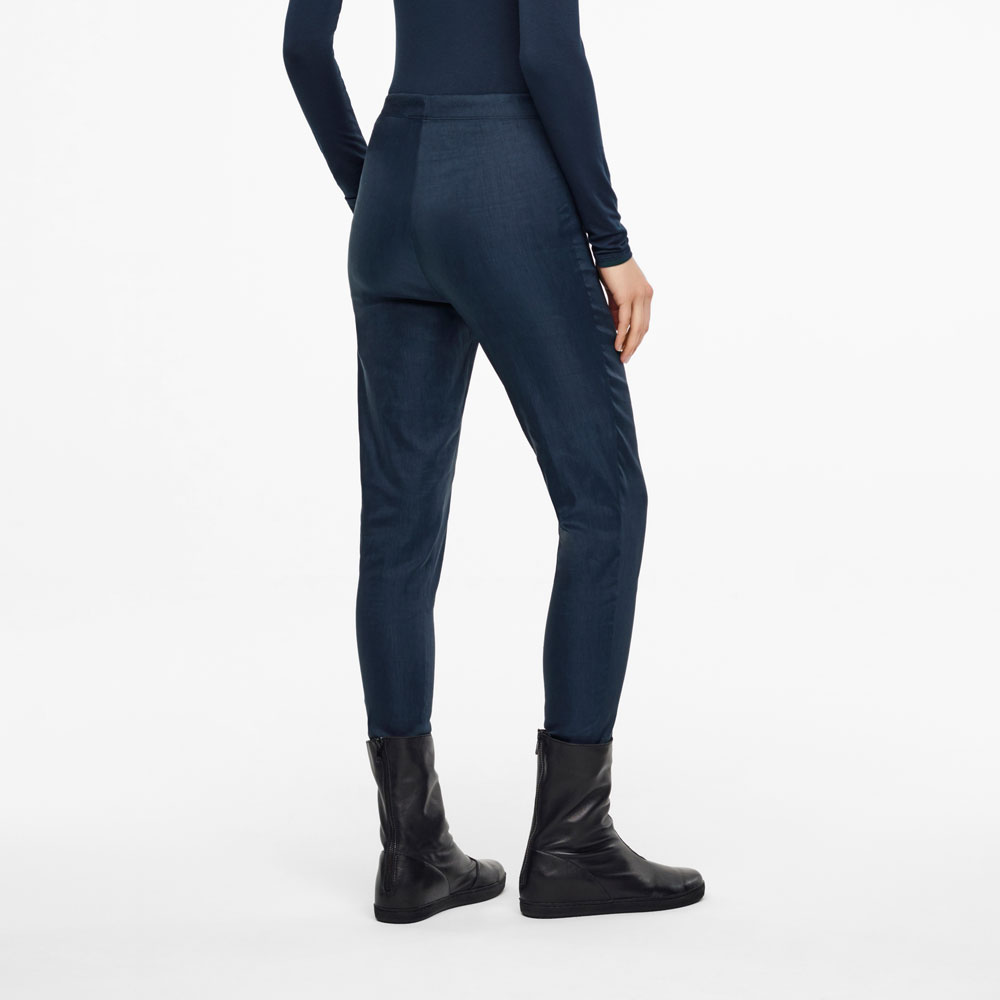 Sarah Pacini LEGGINGS LONGS - LIN STRETCH Derrière