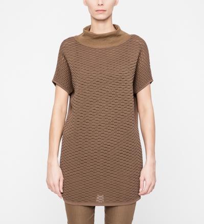 Sarah Pacini Sweater - Korte mouw Voorzijde
