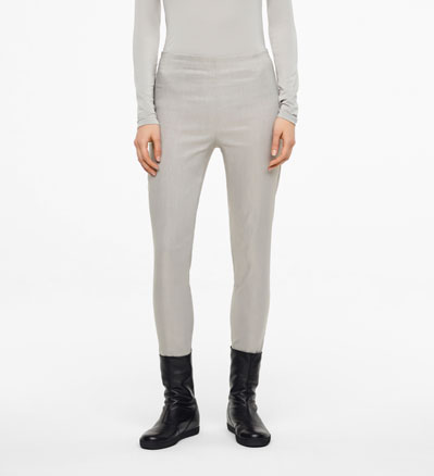 Sarah Pacini LEGGINGS LONGS - LIN STRETCH De face