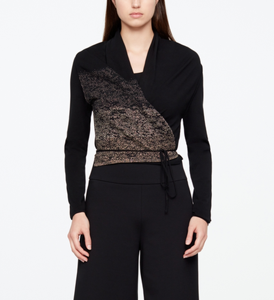 Sarah Pacini CACHE-COEUR - STARRY NIGHT Front