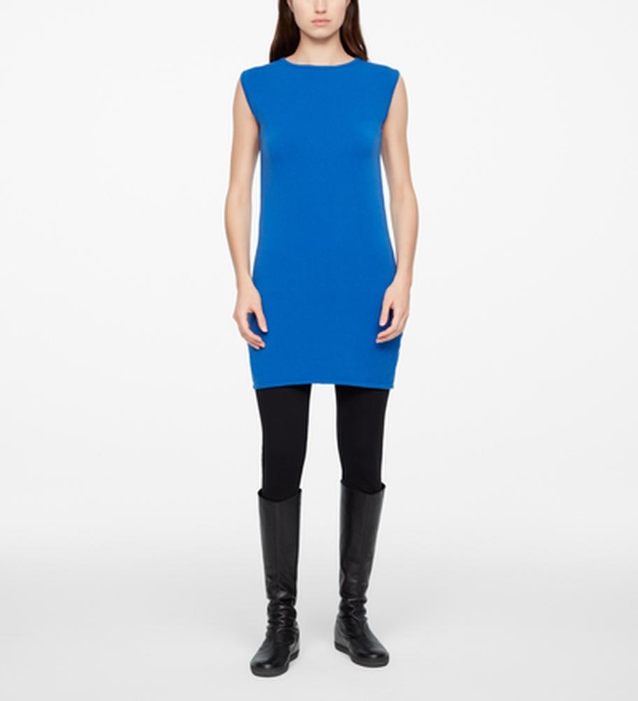 Sarah Pacini LIGHT DRESS - SLEEVELESS Front