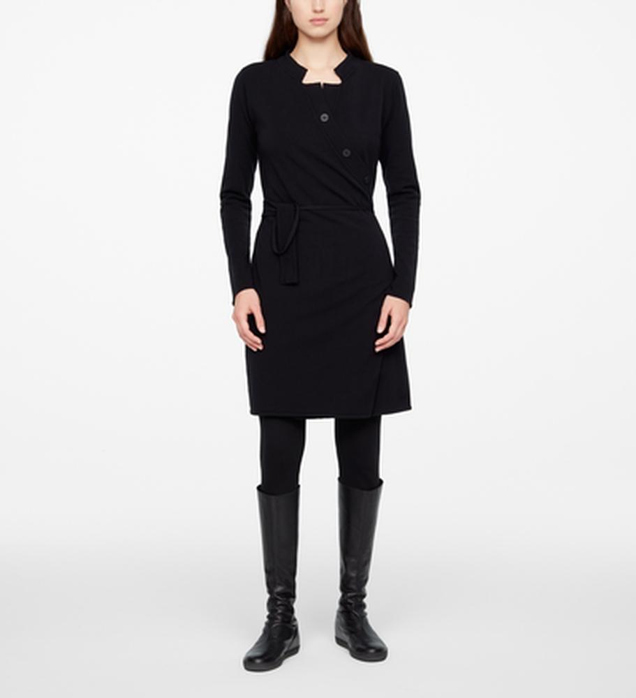 Sarah Pacini LIGHT DRESS - WRAPAROUND Front