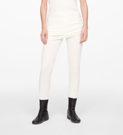 Sarah Pacini LEGGINGS - VISCOSE De face