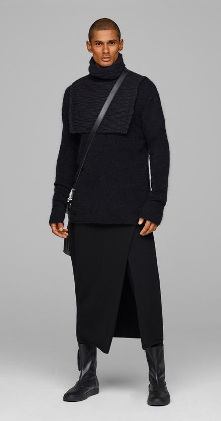 Sarah Pacini Look F19_LOOK007