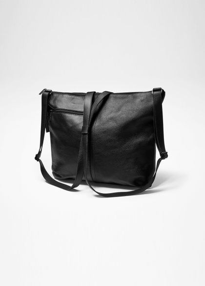 Sarah Pacini LEATHER BACKPACK