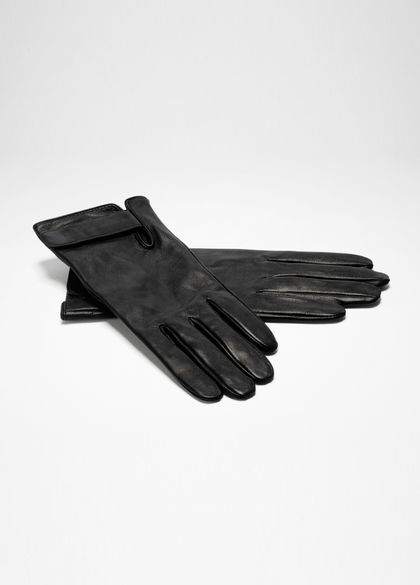 Sarah Pacini SHORT LEATHER GLOVES
