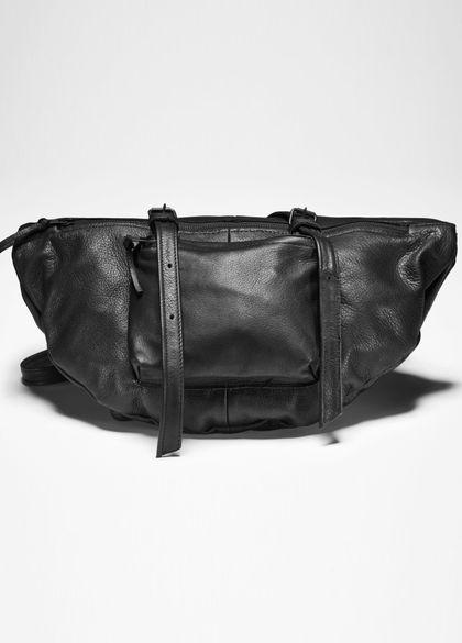 Sarah Pacini LEATHER SHOULDER BAG