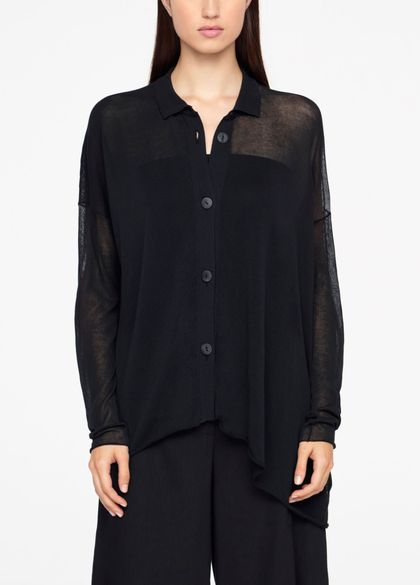Sarah Pacini COTTON CARDIGAN