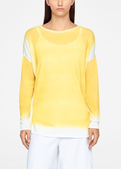 Sarah Pacini GRADIENT SWEATER
