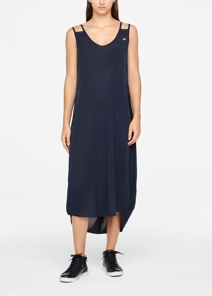 Sarah Pacini MAKO COTTON DRESS - SLEEVELESS
