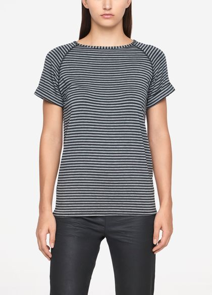 Sarah Pacini T-SHIRT - STRIPES