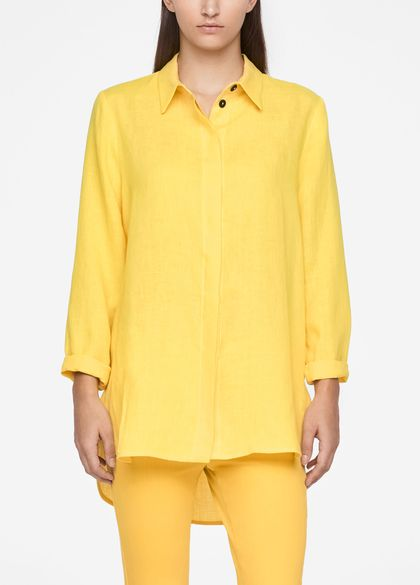 Sarah Pacini LIGHT LINEN SHIRT