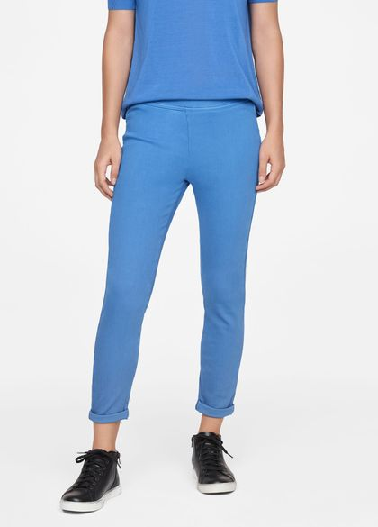 Sarah Pacini YOGA LEGGINGS - CROPPED