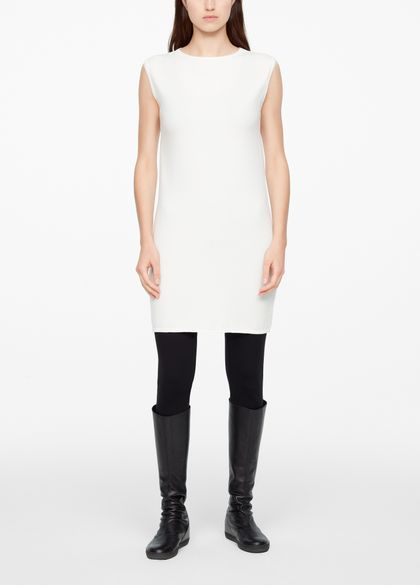 Sarah Pacini LIGHT DRESS - SLEEVELESS