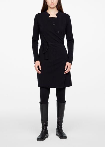 Sarah Pacini LIGHT DRESS - WRAPAROUND