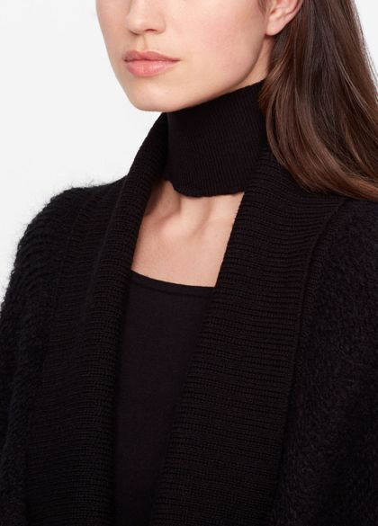 Sarah Pacini LIGHT WOOL COLLAR