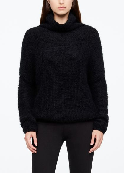 Sarah Pacini LIGHT MERINO SWEATER