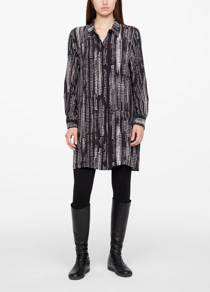 Sarah Pacini DRESS - CITY LIGHTS