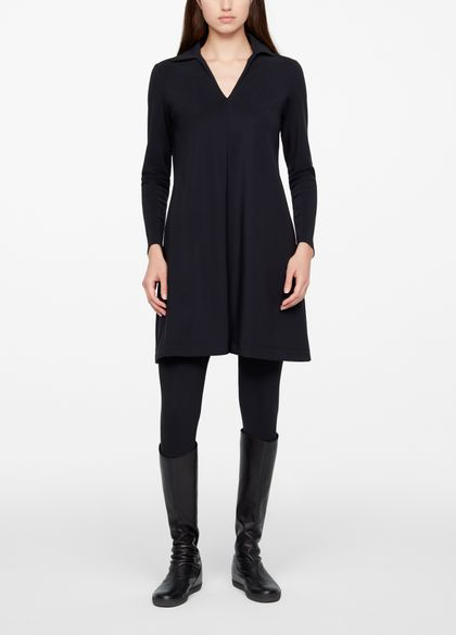 Sarah Pacini DRESS - TECHNO FABRIC